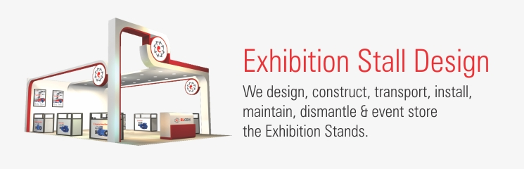 Exhibition Stall Design Agency In Vadodara : Exhibition stall booth design builder production